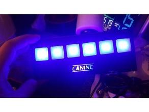 crt macro teclado f360 pobre mans cubierta corriente