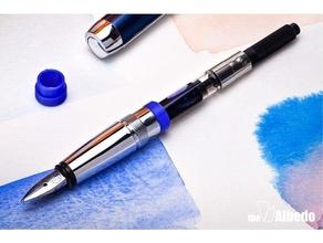 pelikan puro p40 inchiostro convertitore stabilizzatore Fontana penna inchiostro convertitore p40 pelikan puro