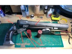 doom eternal super shotgun upgrade kit doom doom slayer super shotgun supershotgun