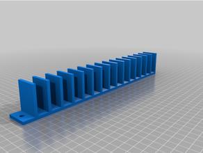 angepasst ps4 blau Strahl Mauer Gestell Aufhänger angepasst
