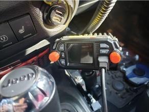 btech Radio sostituzione ruota pulsante