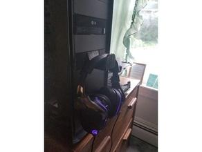 Kopfhörer Halter Unterstützung cd DVD Fahrt Bucht Kopfhörer Halter Unterstützung