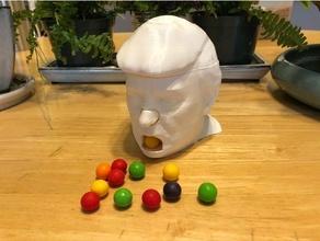 atout boule gomme machine bonbons bonbons distributeur bonbons titulaires cnn coronavirus covid 19 covid19 Donald atout boule gomme boule gomme machine Casse gueule Président satire atout