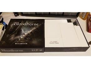 sangue carta gioco espansione organizzatore scatola inserire