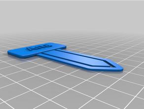 personalizzato segnalibro carta clip