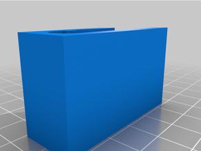 customized parametric bar pannier clip customized