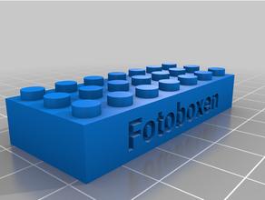 Lego queroseno personalizado