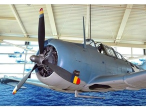 hamilton standard elica 1 48th scala aereo modello elica
