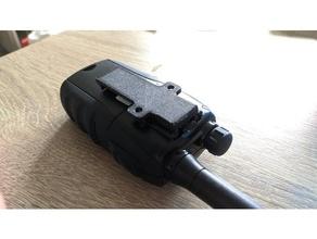 clip sencor smr600 walkie talkie