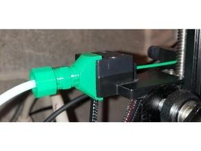 cr10 s iplik sensör teflon ptfe Bowden tüp kılavuz