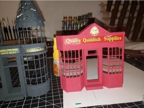 Qualität Quidditch Lieferungen 1 35 Rahmen Schaufenster
