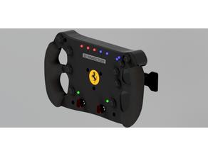 ferrari fxxk evo direccion rueda logitech base wip activo corsa f12020 f1wheel formula1 gt3 gt3wheel gtwheel sim Simulación