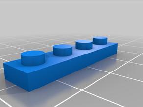 Lego 2 4x1 personalizado