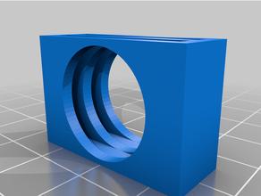 personalizzato semplice parametrico sd carta titolare supporto personalizzato
