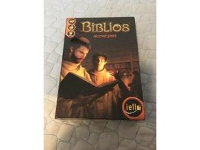 Bibbie carta gioco semplice inserire