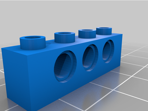 Lego 2 4x1 técnica personalizado