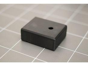 esp8266 nodemcu v2 10 tranchant poussière capteur gp2y1010au0f arduino poussière électronique boîte électronique enceinte enceinte esp8266 nodemcu