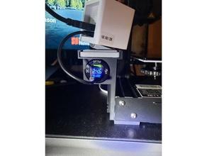 ender 3 wyze v2 cam mount usb voltage camera mount creality ender 3 ender 3 ender 3 pro usb usb holder wyze wyzecam wyze cam wyze mount xiaofang xiaomi xiaomi camera xiaomi mijia xiaomi xiaofang