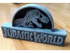 jurásico parque logo Lego compatible dinosaurio jurásico parque jurásico Lego compatible