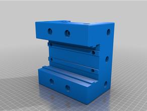 monter support 8020 8020 1530 aluminium extrusion aluminium profil k50 sfx