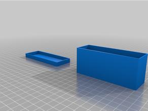 personnalisé paramétrique arrondi boîte personnalisé