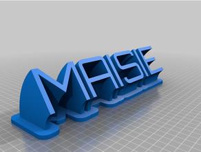 maisie 3 customized