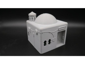 free kyber city building building kyber legion star wars terrain