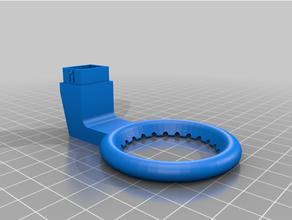 customized fan duct a8 0hemera v3 customized