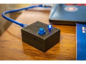 arduino contrôle boîte potentiomètre 5mm LED arduino Cas gaine LED potentiomètre