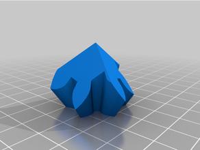 Ingranaggio cubo piccolo Ingranaggio personalizzato