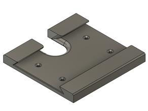 carrete soporte base remezclar 608 recinto filamento carencia prusa carrete soporte