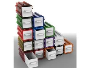module boîte Composants