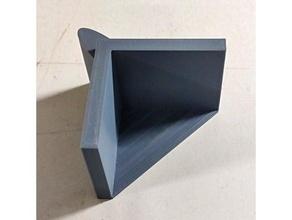 cale pour rogneuse d'angle cartes visite accessoire accessory calage cale outil
