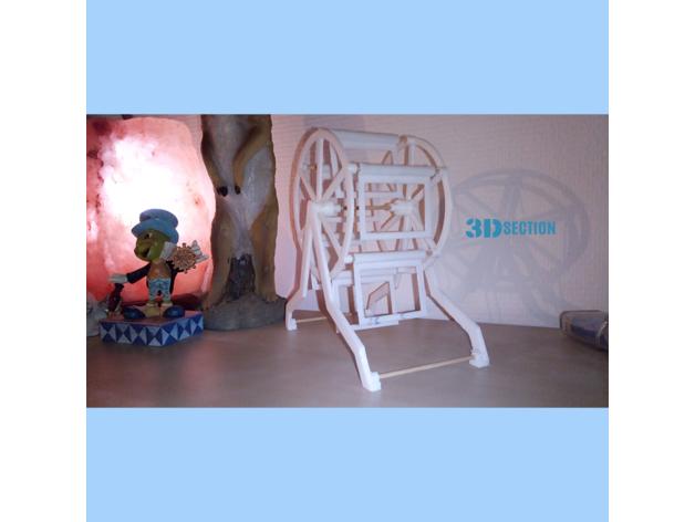 ferris picture wheel deco