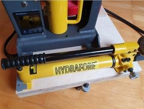 hydraulic pump holder 420 dab dab press hand pump hand tools heat press holder hydraulic hydraulic press hydraulic pump tool holder