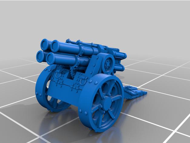 imperial field artillery