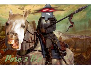 todesreiter pose 3 v2 panzerspear cavalry dkok