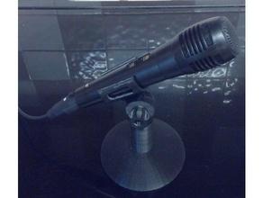 mic holder adjustable mic stand mic base mic stand mic stand adjustable microphone microphone stand table mic vonyx vonyx mic base