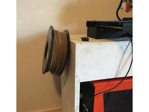 simple filiment holder 3d printer filiment filiment holder simple