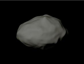 2100 ra-shalom scaled 2100 ra-shalom asteroid asteroids astronomia astronomy nea earth asteroid earth object neo ra-shalom scale scaled model scale model solar space