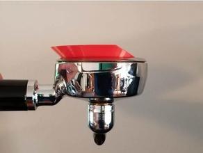 funnel atom espresso grinder - 58mm portafilter coffee funnel espresso espresso funnel funnel grinder funnel portafilter portafilter funnel