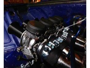 intake pipes carburetors keihin carbs keihin pipes throttle