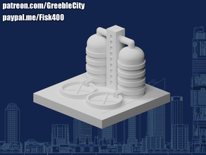 greeblecity industry water treatment plant greeblecity greeblecityindustry