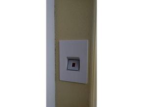 ekey uno fingerprint wall mount door doorlock ekey finger fingerprint fingerprint sensor holder housedoor key lock mount scanner uno wall wall mount