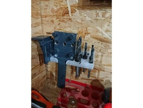 wolfcraft doweling jig holder dowel jig tool holder wolfcraft