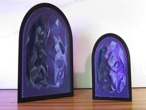 purple geode geode