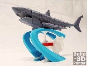 shark animal automata automaton fish kinetic kinetic shark mechanical mechanical toy robot robot shark sea sea animal shark shark toy sharktoy