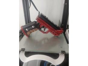 cooler wiimote gun controller gun lightgun light gun nintendo nintendo wii videogames video games wii wiimote wiimote holder wii controller wii gun