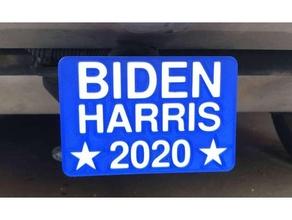 biden 2020 trailer hitch cover 2020 biden biden2020 hitch hitch cover joebiden2020 joe biden receiver hitch cover tow hitch trailer hitch vote
