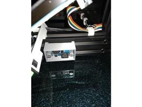 lm2596 sigma conteiner box buck converter lm2596 lm2596 box lm2596 case lm2596 holder lm2596 housing sigma sigma box step step converter